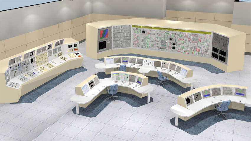 KOPEC Signed A Package Contract On July 3 With LINGDON NUCLEAR POWER CORPORATION LDNPC For The Main Control Room Environment Design Of LingAo